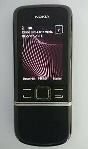 NOKIA  8800 8800e 8800e-1 Arte Black Nero Original Schwarz , No Simlock , 1GB