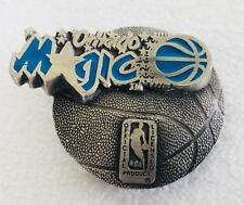 Vintage 1994 Orlando Magic Officially Licensed NBA Product Belt Buckle