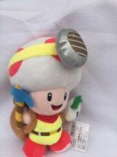 Toad Tracker  20.5 cm Plush Toy Super Mario Bro