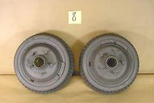 """1962 Drum & Hub Set 12"""" Used"""