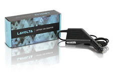 Lavolta® KFZ Netzteil f. Lenovo Thinkpad T410 T430 T510 T520 T530 Auto Ladegerät