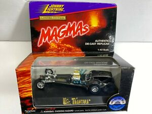 Johnny Lightning 1:43 Scale Limited Edition Tom Daniel T'rantula Dragster Magma