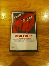 Vintage Cassette Kraftwerk- The Man Machine