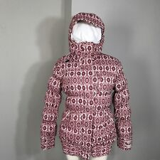 Womens Nike Quilted Shell Down Filled Snowboarding Coat Size M (8-10)