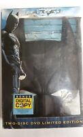 Batman: The Dark Knight Two Disc DVD Limited Edition NEW