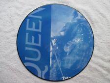 "QUEEN ""HIGHLANDER"" RARE LTD ED SOUNDTRACK PICTURE DISC NEW & MINT"