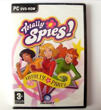 TOTALLY SPIES Totally Party pour PC Version Francaise / French version. PC game.
