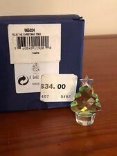 Swarovski Crystal Felix The Christmas Tree 665024  Euc