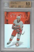 BGS 9.5 Gem Mint ERIC STAAL 2003/04 Topps Pristine REFRACTOR ROOKIE #/499!