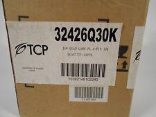 Tcp 32426Q 26W Quad Lamp Pl 4-Pin 2700K Lot of 11