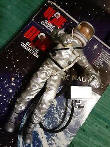 Vintage 1997 Kenner G.I. Joe Mercury Astronaut Ltd. Edition Action Figure w/ Box