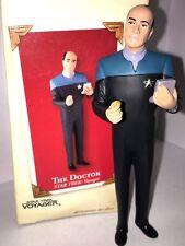 HALLMARK Keepsake 2002 THE DOCTOR Star Trek Voyager CHRISTMAS ORNAMENT Vintage