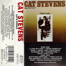 "K 7 AUDIO (TAPE) CAT STEVENS  ""CAT'S CRADLE"""