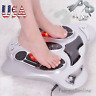 Electric Circulation Foot Massager Machine Shiatsu Blood Booster Relax Device US