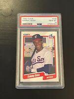 1990 Fleer Sammy Sosa Rookie Card #558 Chicago Cubs PSA 10 GEM MINT