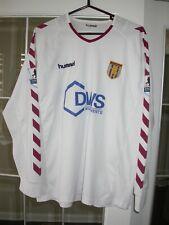 Aston Villa Drobny Game Worn/Match Used Epl Soccer Jersey 2004-05 England