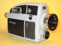 Zeiss Moviflex Super - 8mm movie camera for parts or repair...