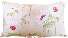 Jane Churchill Mayfield Designer Bolster Cushion Cover 20'' x 12''