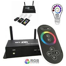 Centralina Controller di gestione Wi-Fi per strisce strip lampade led RGB