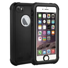 Waterproof Case For iPhone SE 5 5S 6S Plus Dust-Proof Snow-Proof Shock-Proof
