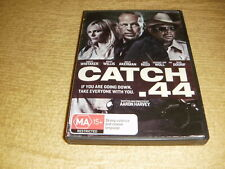 CATCH .44 action 2011 DVD Bruce Willis forest whitaker crime drama R4