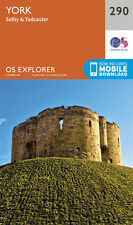 York Explorer Map 290 - New - OS - Ordnance Survey