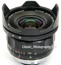 Voigtlander Super Wide-HELIAR 15mm F4.5 ASPHERICAL III for LEICA-M & Voigtlander