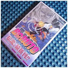 Jump Comics Manga BORUTO -Naruto Next Generations- vol.2 + Bonus Card / SCF Card