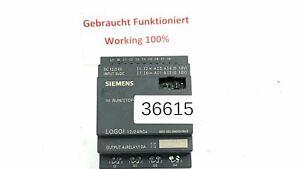 Siemens Logo 6ED1 052-2MD00-0BA6 Module