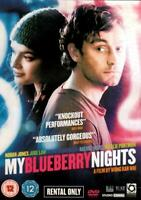 My Blueberry Nights (DVD / Norah Jones / Wong Kar Wai 2007)