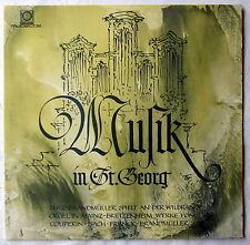 "12"" LP MUSIK in St. Georg - Theo Brandmüller an der Wilbrand-Orgel in Mainz"