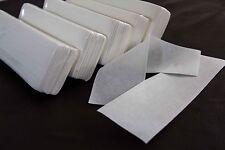 1000 Vliesstreifen Wachspatronen 10 x 100 Stück Sugaring Depilation Enthaarung