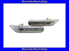 URO Porsche 911 996 Boxster 986 Clear Side Marker Lens  Lights L+R NEW