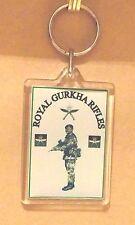 Royal Gurkha Rifles key ring..