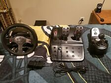 Logitech G25 Steering Wheel For Console or Pc
