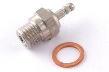 5x 70117 Super Glow Plug n4 CANDELETTE candela per 1//10 Nitro RC Auto Shockwave