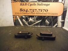1999 99 Harley Davidson FXD FXDWG Dyna Wide Glide Rear Swing Arm Axle Bolt Cover