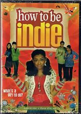 How to Be Indie (DVD, 2010, 3-Disc Set)  Season One   Melinda Shankar, Degrassi