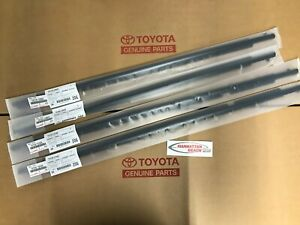 08-15 SCION XB Belt Molding Weatherstrip (FULL SET) Genuine Toyota