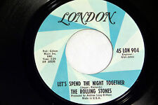 Rolling Stones: Let's Spend the Night Together / Ruby Tuesday [New & Unplayed]