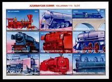 Dampflokomotiven aus aller Welt. KB. Aserbaidschan 1995
