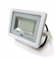 PHARE LED SMD MINCE 12V 20W PROJECTEUR BATEAU AUTO CAMPER ÉCLAT IP65 6000K SC0