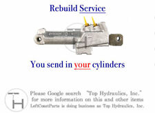 Rebuild Service for your R129 Left Bow Extension Cylinder - better than new