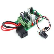 PWM Max 200W 6V 12V 24V Reversing Switch Adjustable DC Motor Speed Controller K