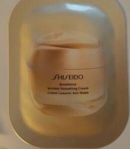 Shiseido Benefiance,  Wrinkle Smoothing Day Cream 🌟Premium Brand🌟15ml🌟🌟🌟🌟