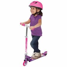 Disney Princess Girls' Inline Folding Kick Scooter Huffy Pink Toddlers Play New