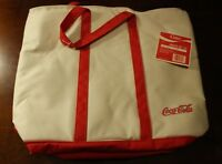 COCA COLA - Insulated Boat Tote (VINTAGE) w/ Original Tags *NEVER USED*