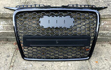 AUDI A3 S-LINE RS3 STYLE 8P FACELIFT GRILLE 2004-2008