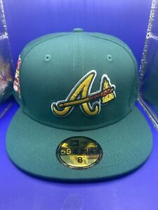 Hat Club Atlanta Braves Masters Green Jacket Fitted