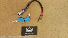 4 câbles mini midi Allumage Baril & 2 clés on / off Scooter Électrique Quad Vélo